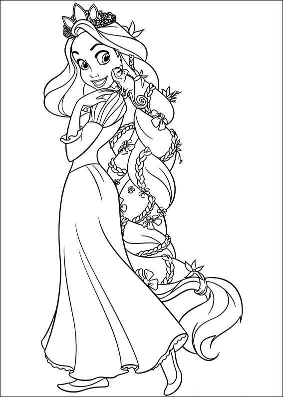 Image Result For Coloring Pages Disney Annie From Little