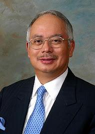 Perdana Menteri Malaysia Y.A.B. Datuk Seri Mohd Najib Bin Tun  Abdul Razak