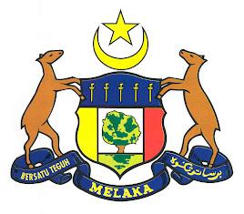 Lambang Rasmi Negeri Melaka