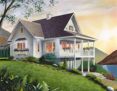 Lovely Dream Home Designs