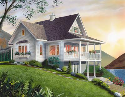 Lovely Dream Home Designs