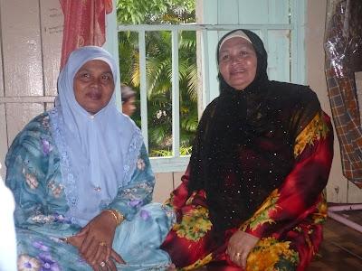 Mak mertua & Mak Ngah