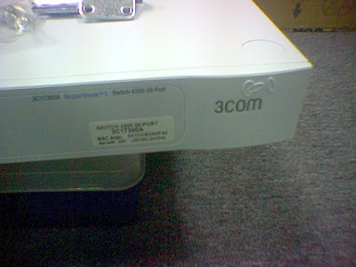 3Com SuperStack 3