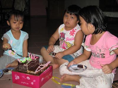 Happy birthday Nurin Iman!