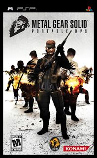 [Aporte] Todos los Metal Gear para PSP