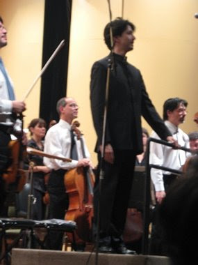 Francisco Núñez, Director Orquesta Sinfónica de Chile, Concierto Pop Cine, Abril 30 de 2009
