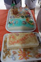 """Torta """"Spiaggetta club"""""""