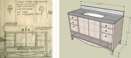 Apropos of nothing offsite excitement bathroom vanity for Sketchup bathroom sink