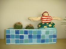O banho de Piscina