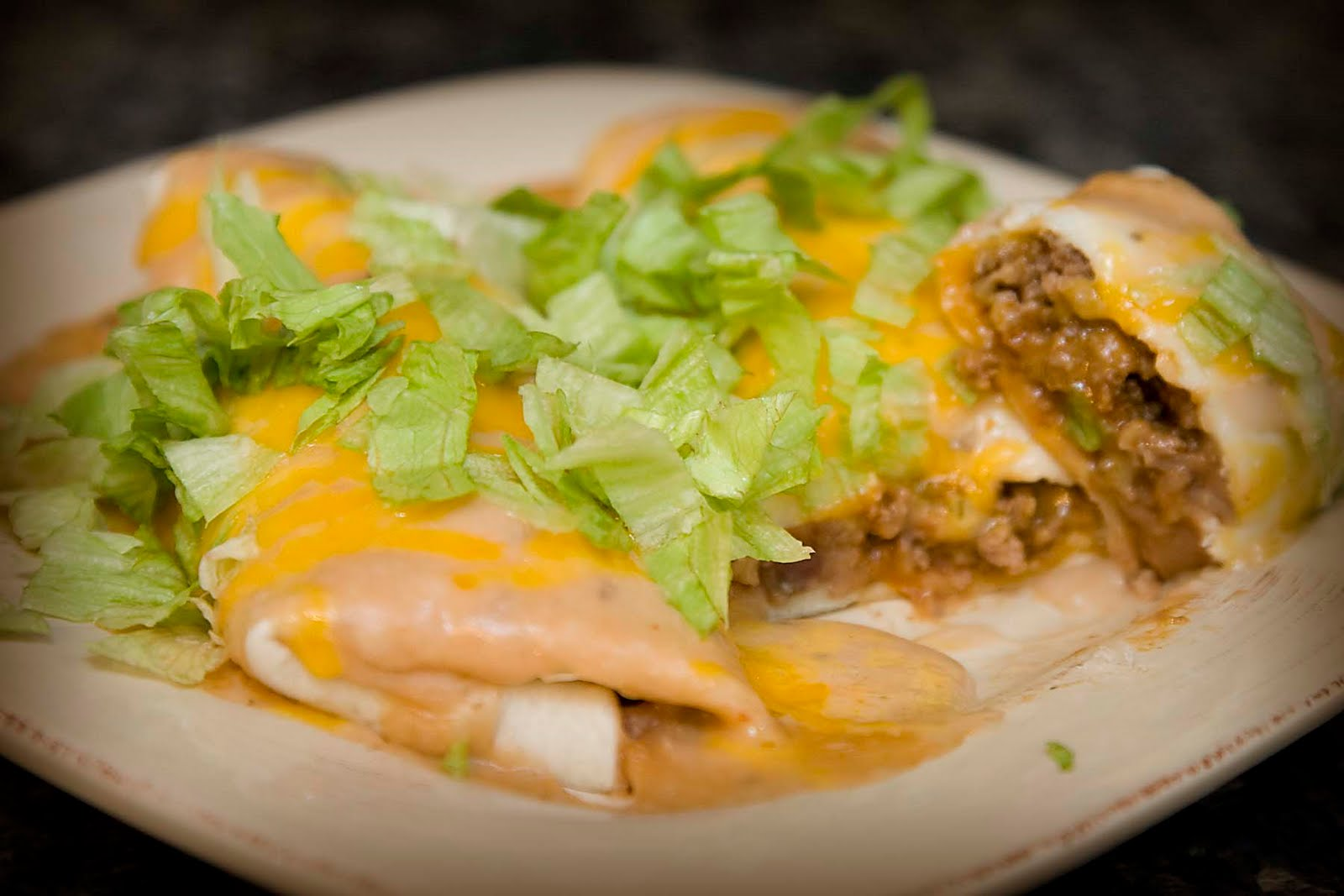 woman 16 minute beef beef burrito skillet beef and bean burritos ...