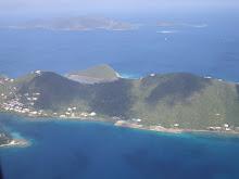 Tortola Västindien
