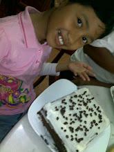 HANI- MY 1st HOMEMADE CAKE