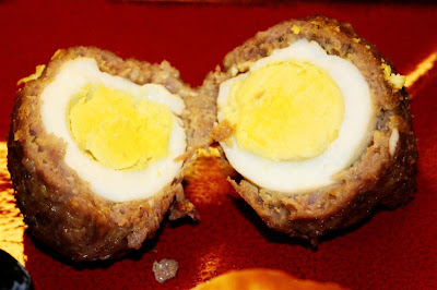 Scottish eggs -delicious breakfast ideas from Scotland