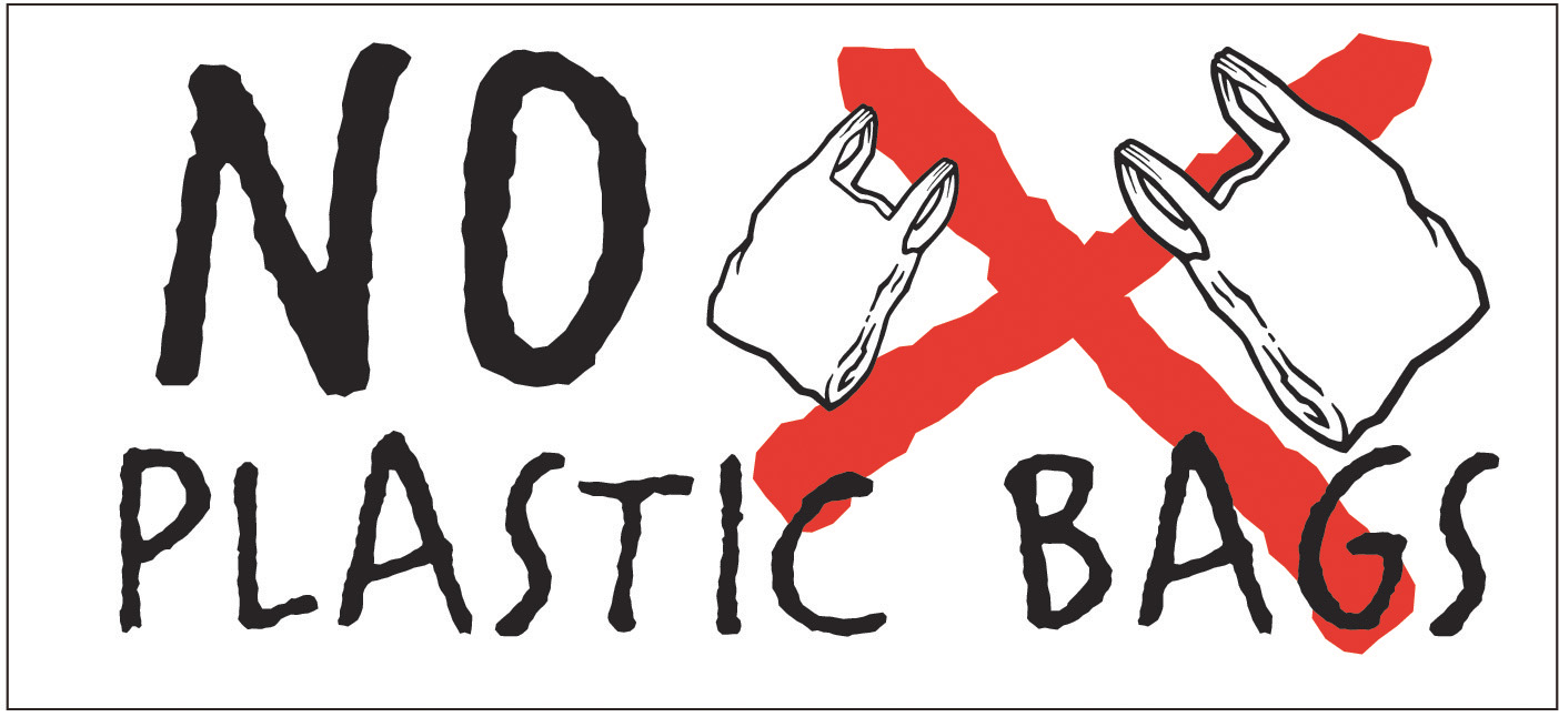No Plastic Bag Use
