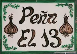 PEÑA EL 13