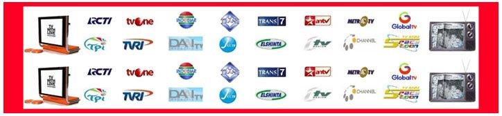 Indonesia | Television | Movies | Online | RCTI | SCTV | METROTV