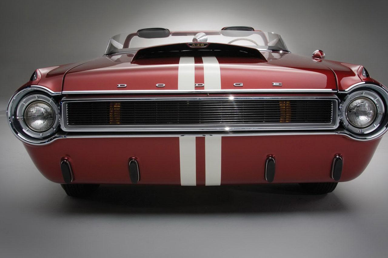 Dodge Hemi Charger выставлен на аукцион