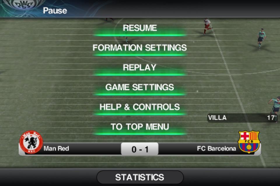 Cкачать Профессиональный Футбол на андроид бесплатно