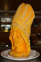 """CRIATIVIDADE/Carving, """" DECORAÇÃO"""" SEMANA (9), BY, FERNANDO LEOTE, Inglaterra."""