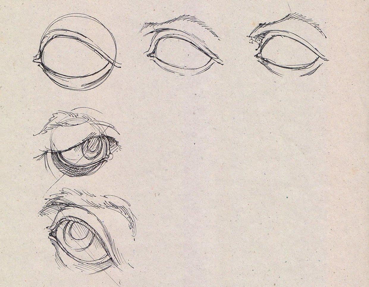 maaaaaaark!: Eyes