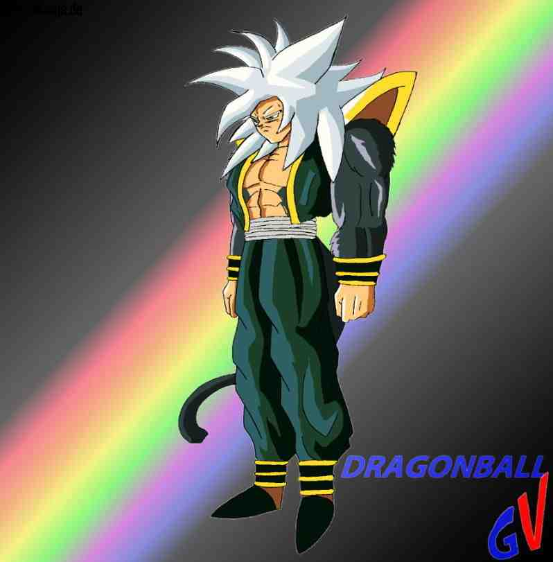 Dragon Ball Z Vegeta Super Saiyan 7. Dragon Ball Universe