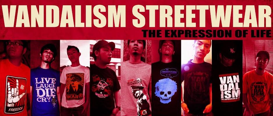 VANDALISM STREET WEAR