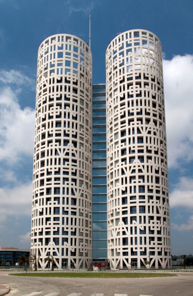 Torres de Hércules. Centro de Empresas en ALGECIRAS