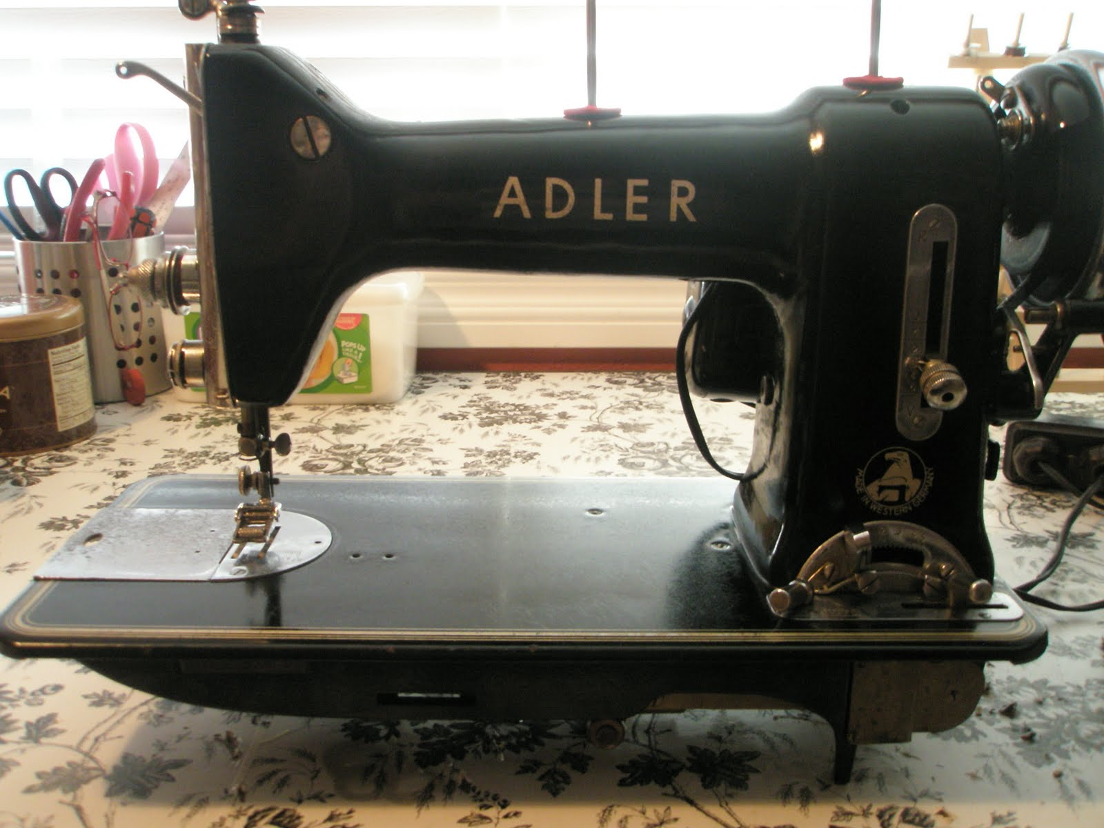 adler 187 sewing machine