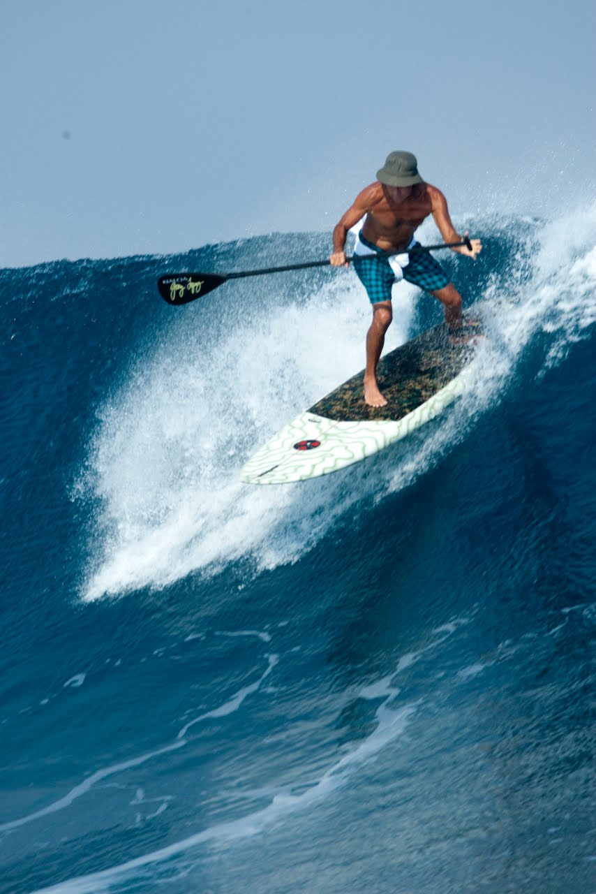 Stand Up Paddle Surfing: More Gerry Lopez Stand Up Paddle ...