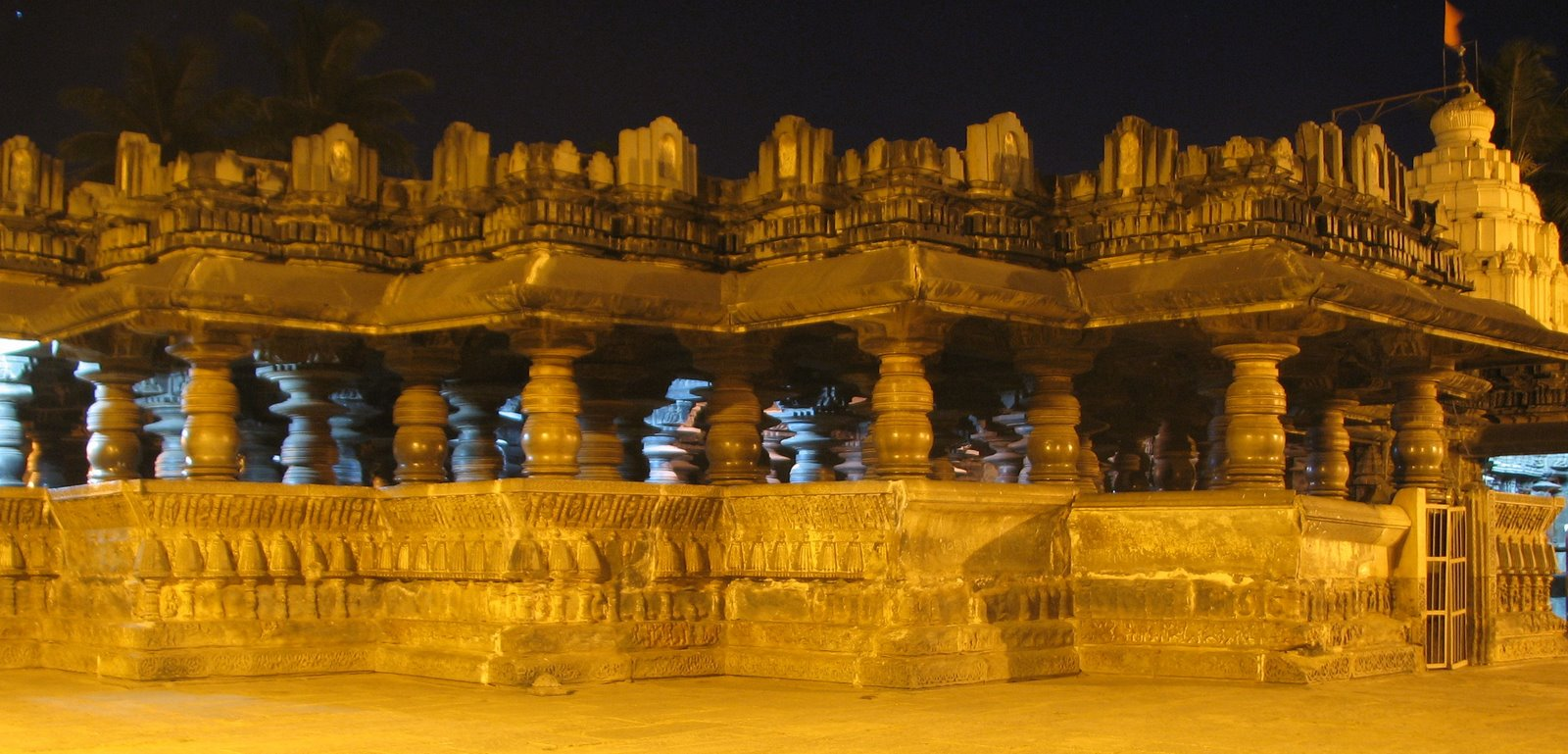 Harihareshwara Temple at Harihar, Davanagere