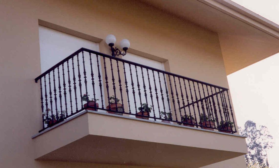 Rejas para balcones frentes atomicoche genuardis portal - Rejas para balcones ...