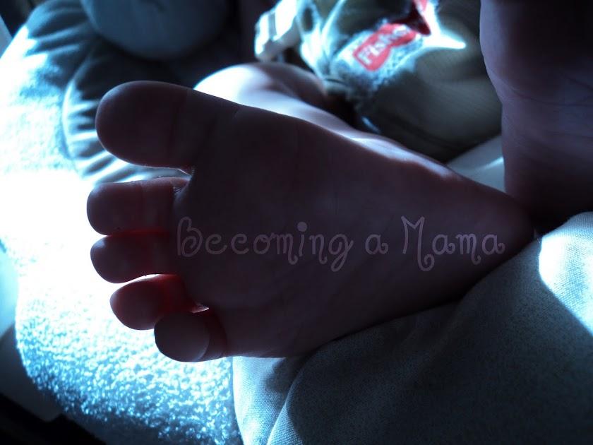 Becoming a Mama