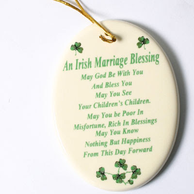 Keg Design Irish Wedding Favors