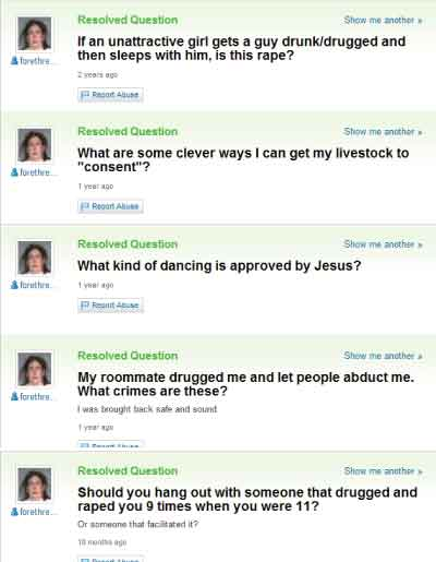 An internet superhero questions the nature of love in this collection of posts culled from yahoo answers