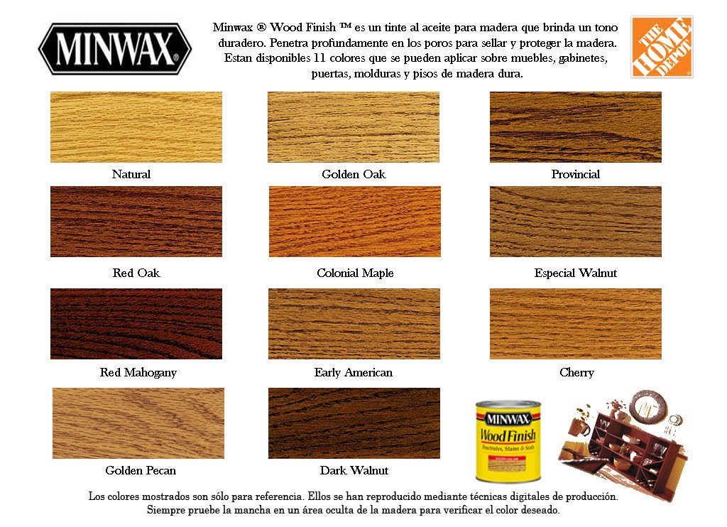 Productos exclusivos de the home depot m xico productos - Tintes para madera de pino ...