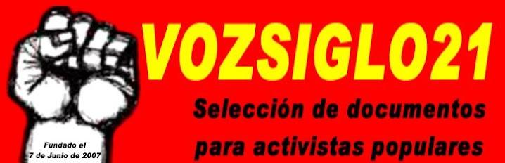 Selecciones de Prensa para Activistas Populares