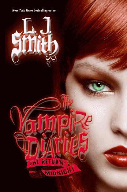 Sortie dans vampire diaries midnight