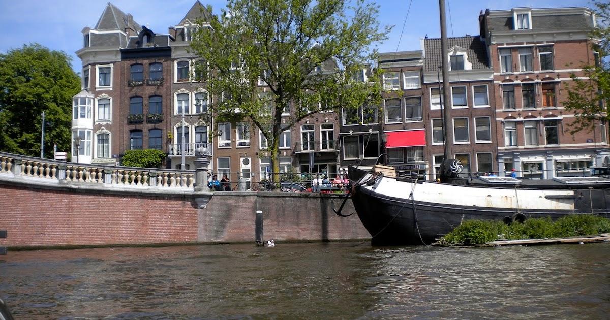 Amsterdam Mudec Final Blog Amsterdam A Backpacking