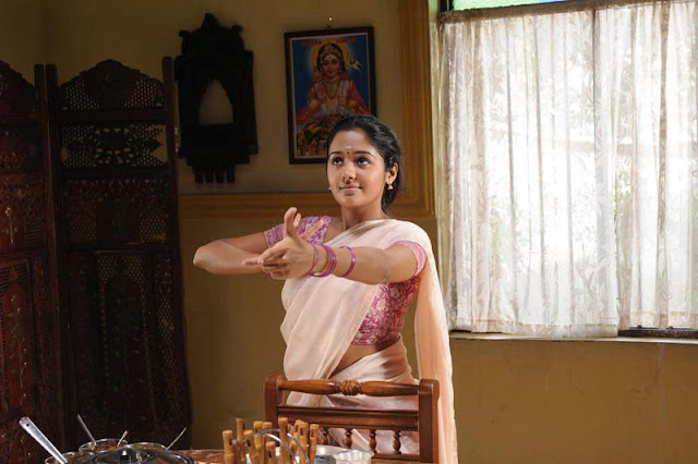 ananya from seedan movie cute stills
