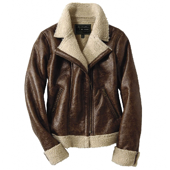 Highstreet Vs. High End: Shearling Aviator Jacket | london ...