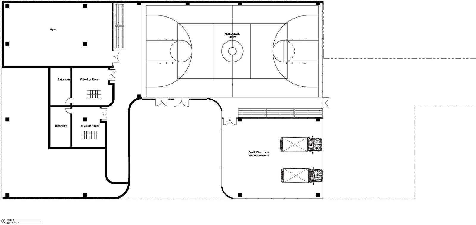 Arch 3611 Theoretical Design