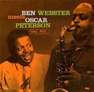 LOS DISCAZOS DEL JAZZ Ben+Webster+Meets+Oscar+Peterson+(1961)