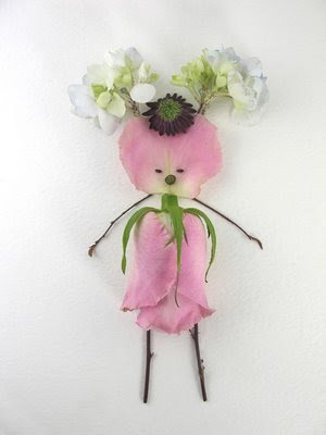 Creative Arts With Flower