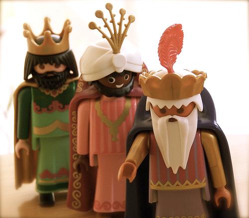 Despacito y con buena letra vinieron los reyes magos for Decoracion para reyes
