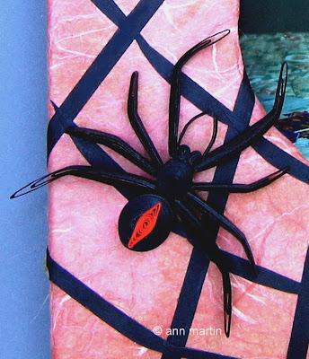 Quilled Spider Tutorial