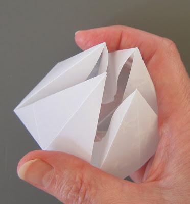 Folded German Bell Tutorial