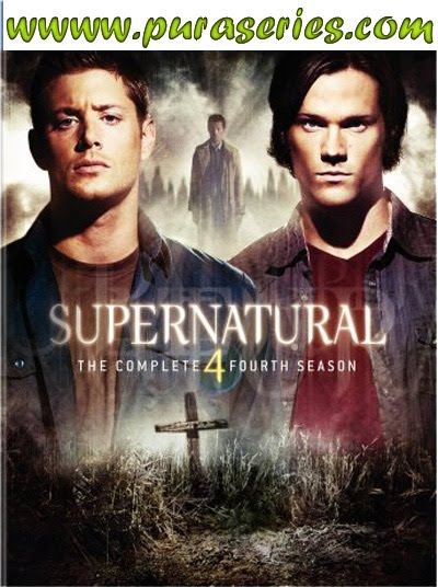 Supernatural temporada 4 online