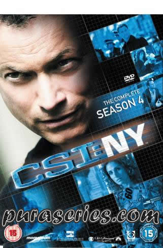 CSI New York 4×02 Audio Español