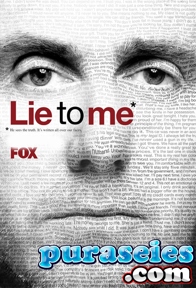 LIE TO ME (MIENTEME) TEMPORADA 1 ONLINE