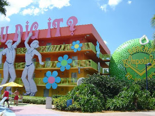 Disney World Resort Review: Pop Century
